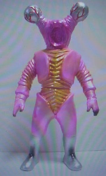 kaijuken alien kilgis pink