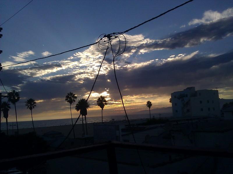 Labor Day Sunset