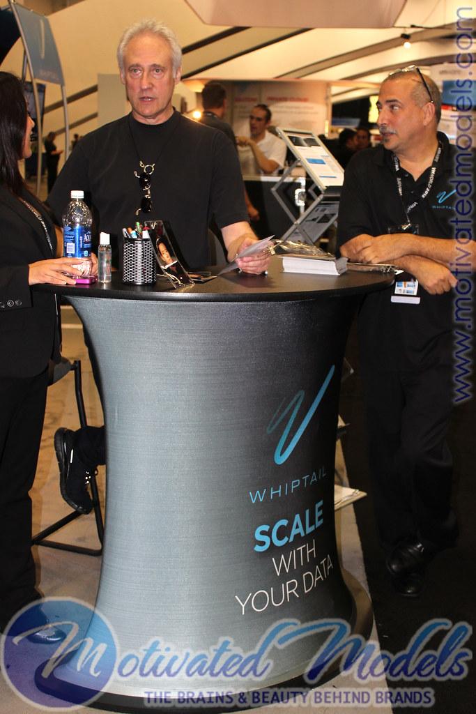 vmworld 2012, celebrity appearance, brent spiner, star trek