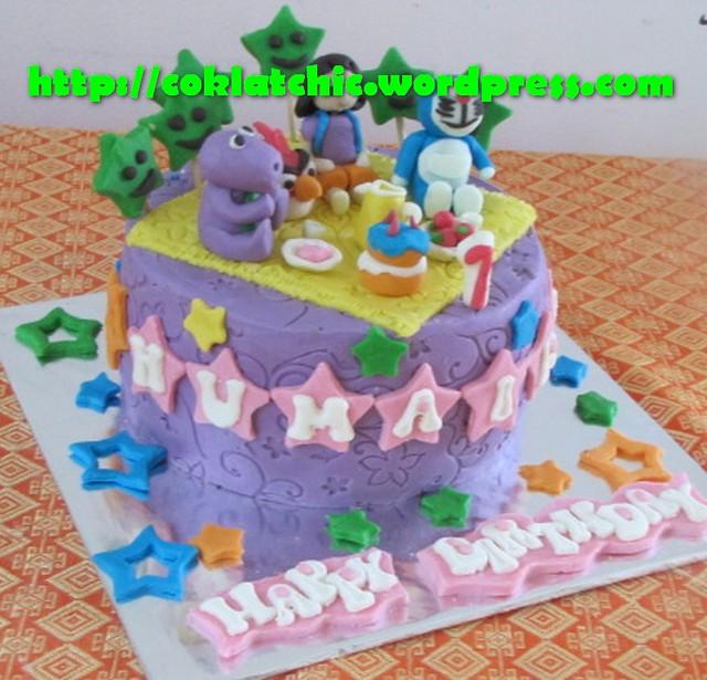 Cake Doraemon, dora dan angry bird   …   Flickr - Photo ... Dora Cake Doraemon