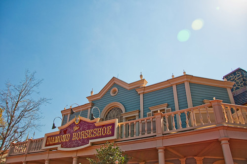 The Golden Horseshoe by DisHippy
