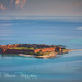 Aerial View of Fort Jefferson by Michael Pancier Photography