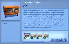 Cornucopia Toybox