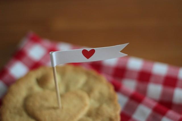 Food-♥: Ein Herz für Apfelkuchen