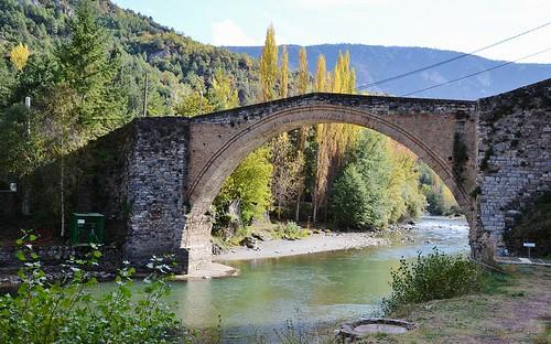 Pont, Guerri de la Sal, Baix Pallars, Pallars Subirà