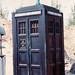 Doctor Who display: Liverpool International Garden Festival 1984