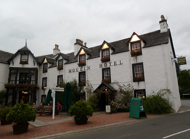 Moulin Hotel, Perthshire