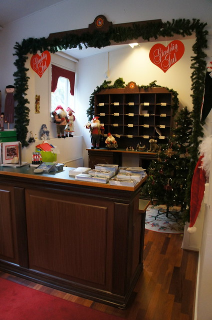 Santa Clause Post Office at Nuuk, Greenland
