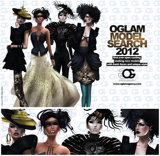OGLAM MODEL SEARCH 2012 -hc-