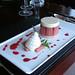 Dessert at the Tiroran House Hotel (Mull)