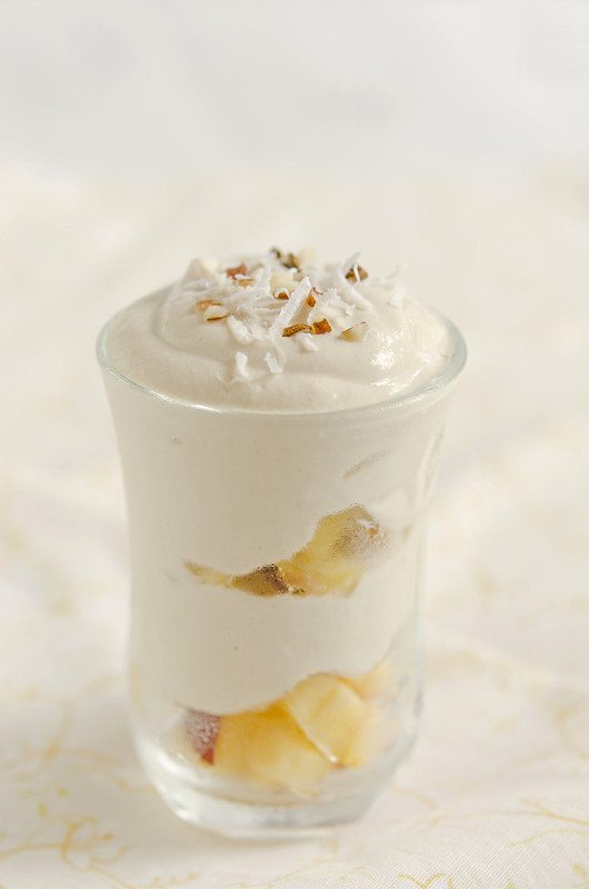 creamed cottage cheese and coffee dessert_2