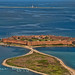 Aerial View of Fort Jefferson & Loggerhead Key by Michael Pancier Photography