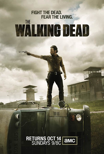 the walking dead Season 3 - ETA Oct '12