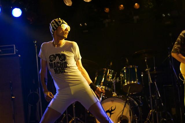 極東のハリー live at Outbreak, Tokyo, 11 Sep 2012. 200