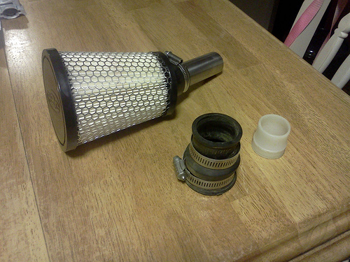 New air filter    R2C Performance - BuggyMasters Com - An On