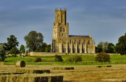 Fotheringhay Church (Births and Deaths)