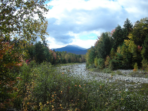 Mt. Washington, in the White Mountains National Forest, NH. USDA photo by J. Knowlton.