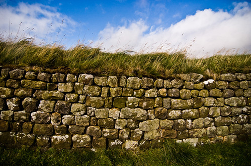 Hadrian's Wall - The Wall - 09-14-12