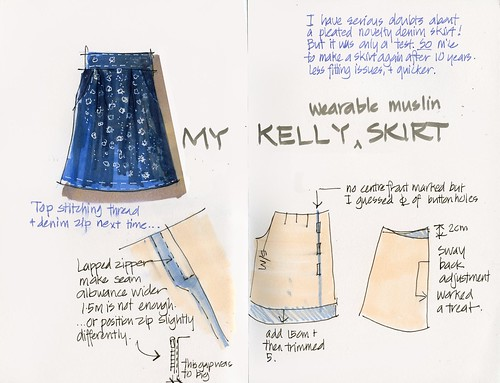 120915 My Kelly skirt