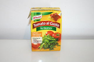07 - Zutat Tomatenstücke / Ingredient tomato pieces