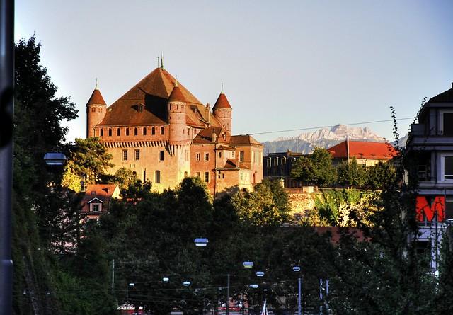 Chateau de Saint-Maire - Lausanne
