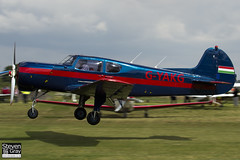 G-YAKG - 22202034023 - Private - Yakovlev Yak-18T - 120826 - Little Gransden - Steven Gray - IMG_2285