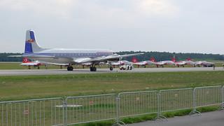 Ausrollen #3: Douglas DC-6B