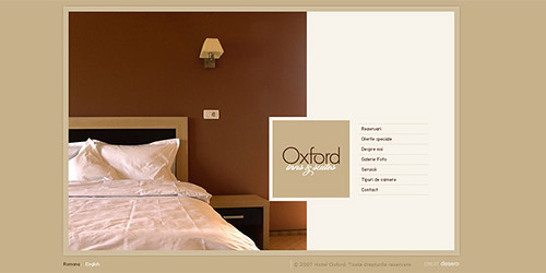 Oxford Inns Screenshot