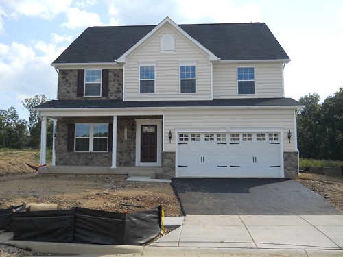 Rome Model Ryan Homes Home Review