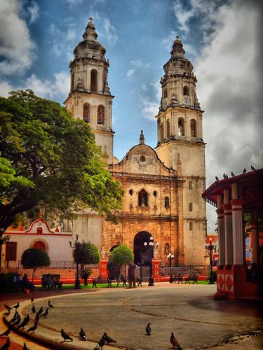 Catedral Campeche