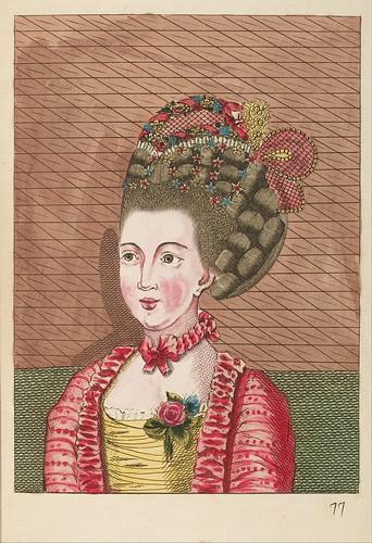013- L'art de la coëffure des dames françoises…1768-70- Legros de Rumigny -© 2000–2012 The Metropolitan Museum of Art