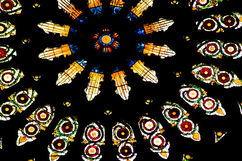 York - The Rose Window - 09-17-12