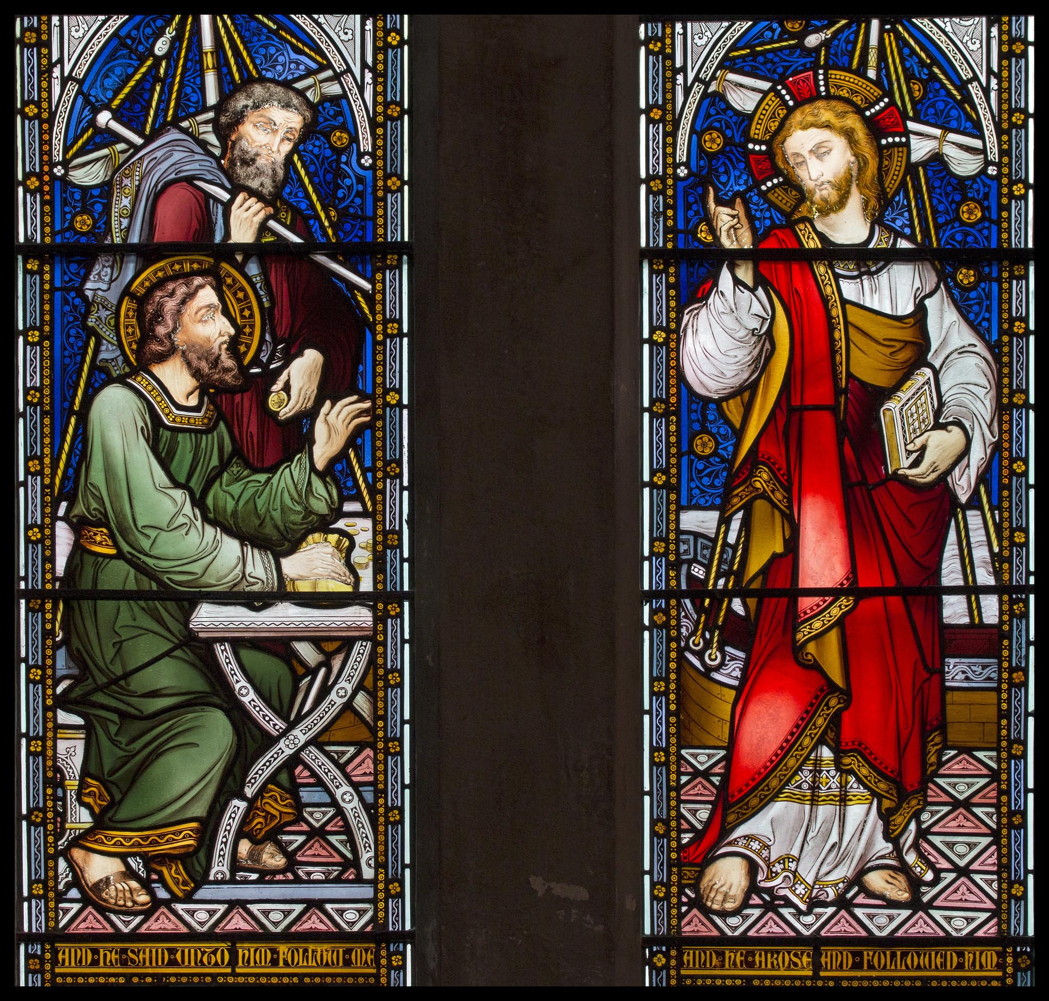 Call of St Matthew