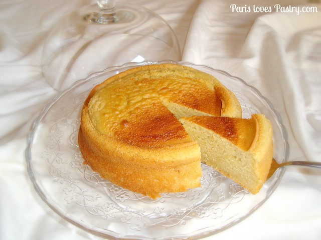 Heavenly Buttermilk Cake