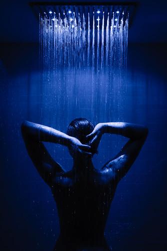 2109 - blue rain