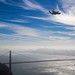 Endeavour over the Golden Gate Bridge (ACD12-0146-010) by NASA HQ PHOTO