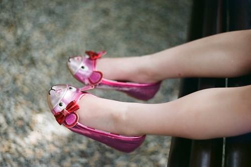 Squeaky Feet