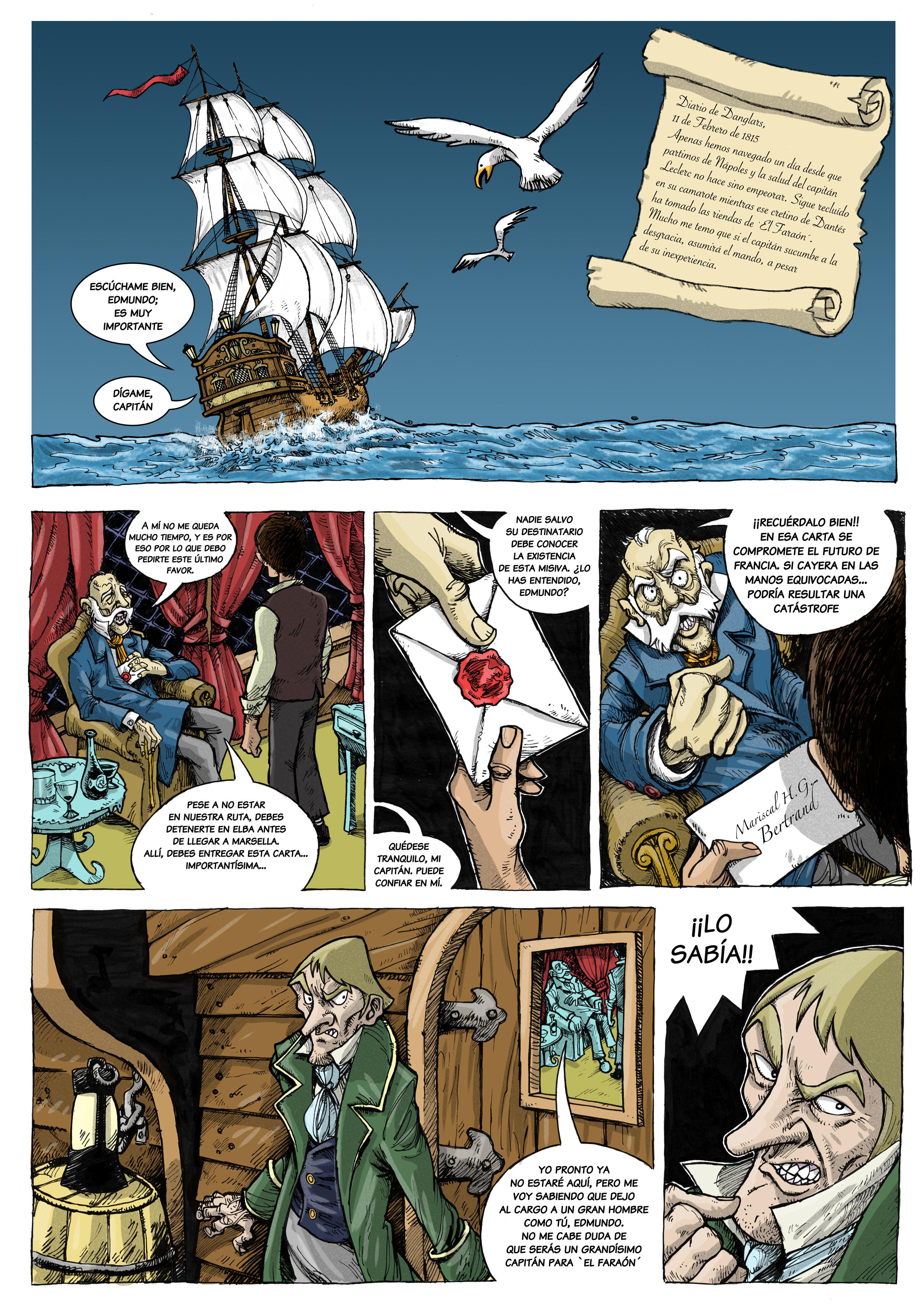 Montecristo Página 01