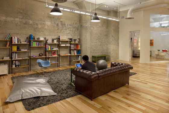 NewDealDesign offices