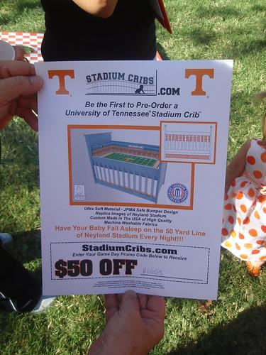 stadium crib