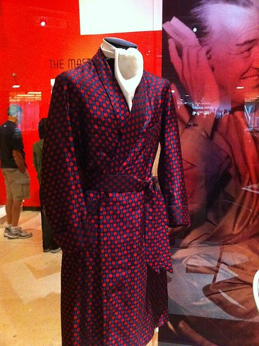 Noel Coward dressing gown