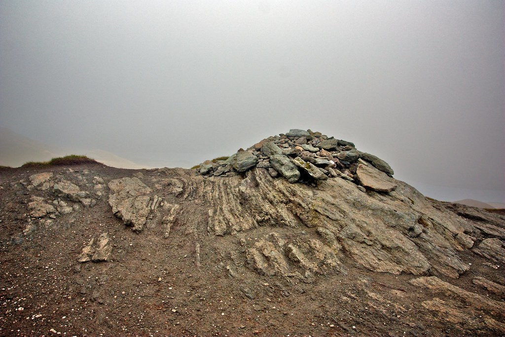 Summit of Meall nan Tarmachan