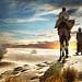 Into the Desert by vladimir.servan