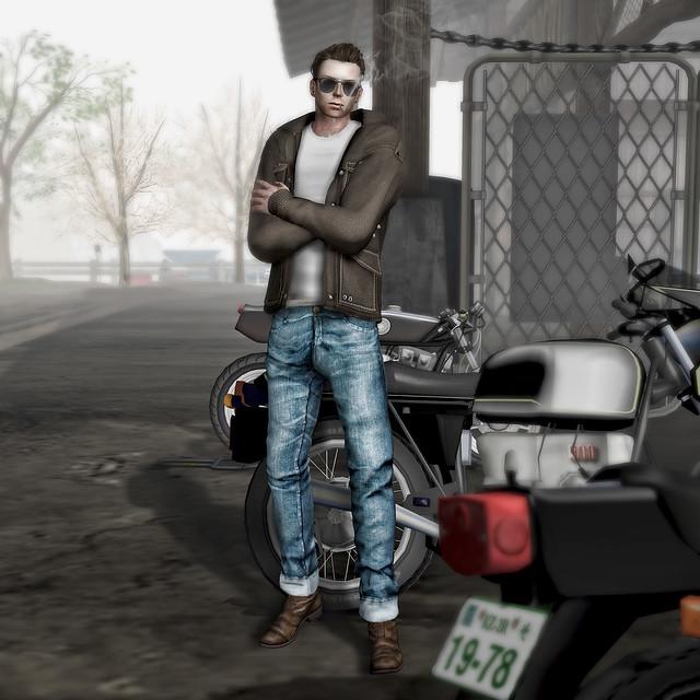 Male Fashion - AKAMi