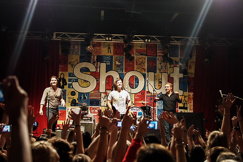 Hanson at Palace Theatre, Melbourne