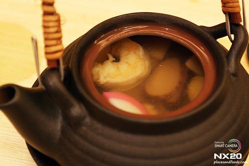 miraku soup