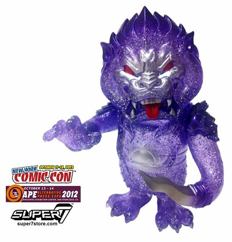 NYCC & APE EXCLUSIVES: MONGOLION & TAOKING!
