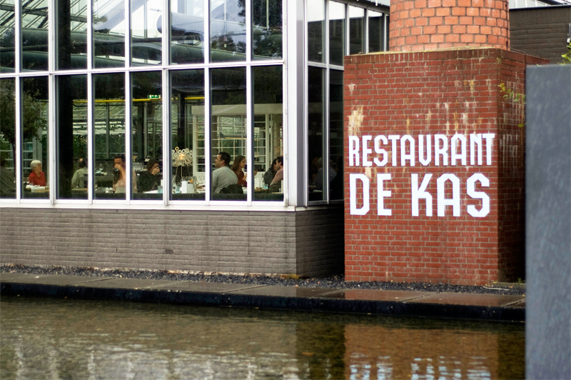 De Kas, Amsterdam