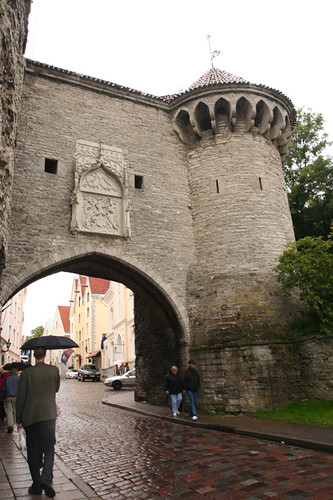 entrance to Old City