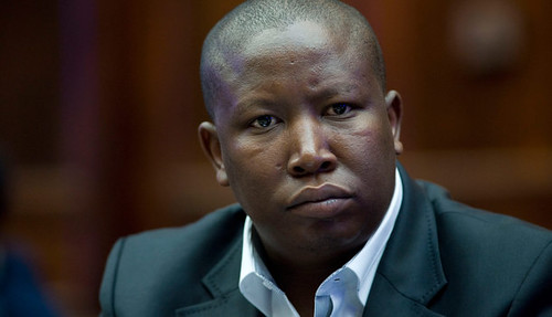 Julius Malema, the expelled ANC Youth League president, was indicted in South Africa on corruption charges. Malema says the charges are politically motivated. by Pan-African News Wire File Photos